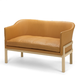 Carl Hansen & Son MK10041 Model 52 Sofa