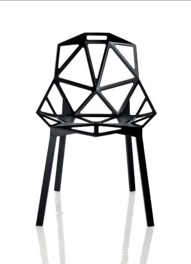 Magis Chair_One Stacking Base (Priced Each, Sold in Sets of 2)
