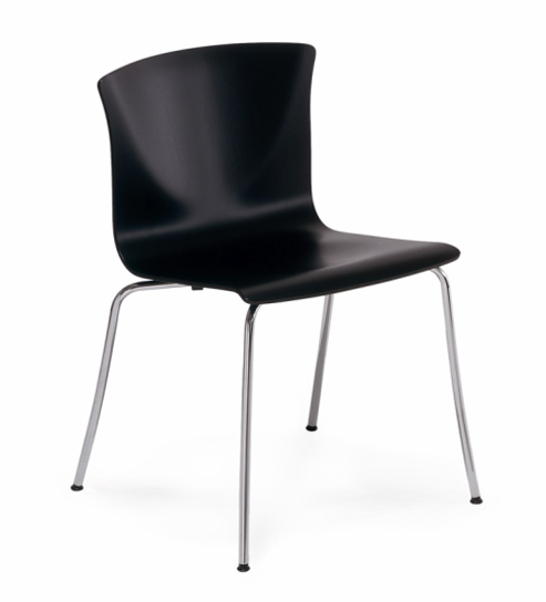 ... Knoll Vico Magistretti   Cirene Stacking Chairs. 1
