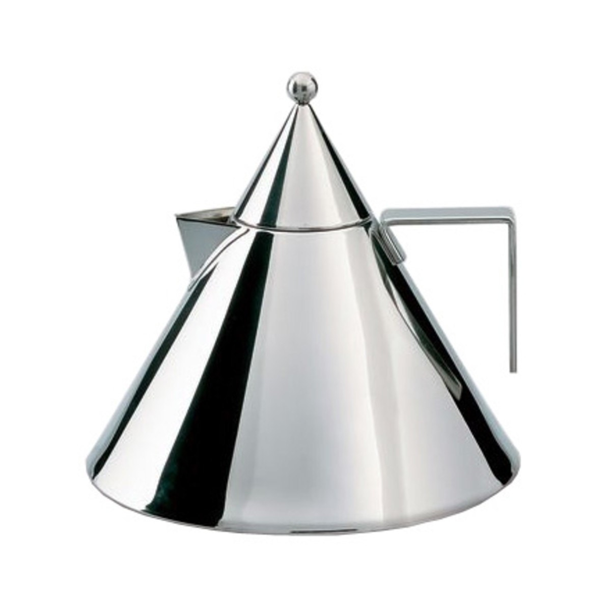 alessi il conico kettle  gr shop canada - alessi il conico kettle