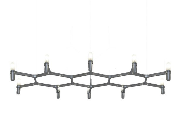 Nemo Crown Plana Pendant Lamp