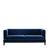 Driade Hall Three-Seater Sofa