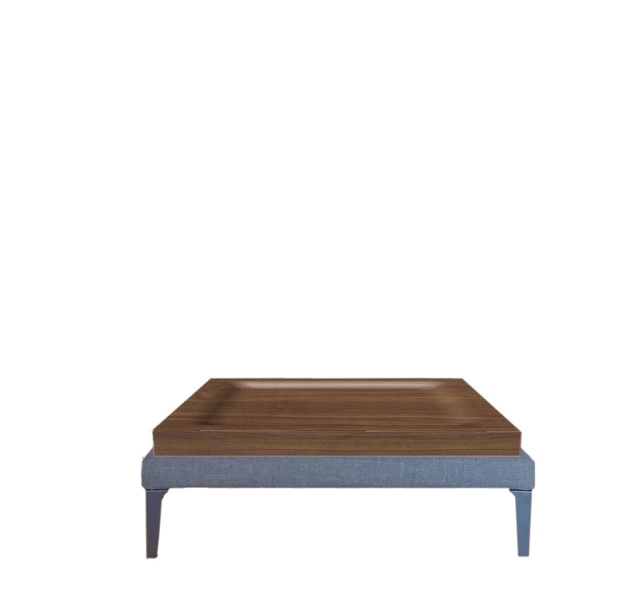Driade Megara  Little Table In Walnut