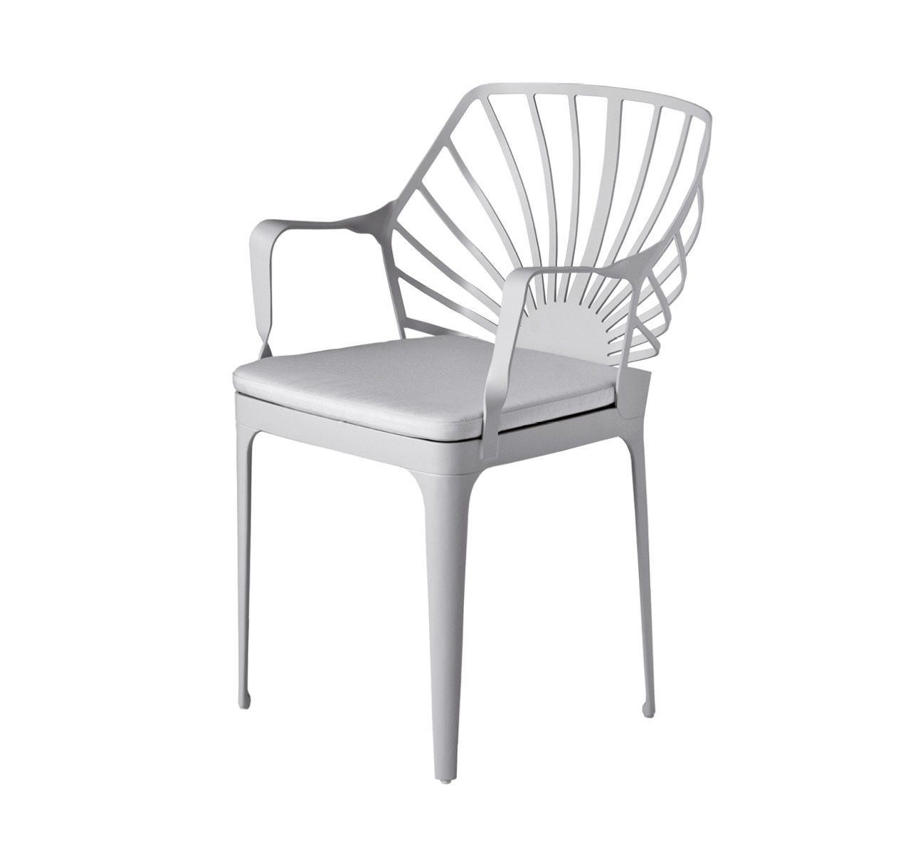 Driade Sunrise Side Chair with Arms