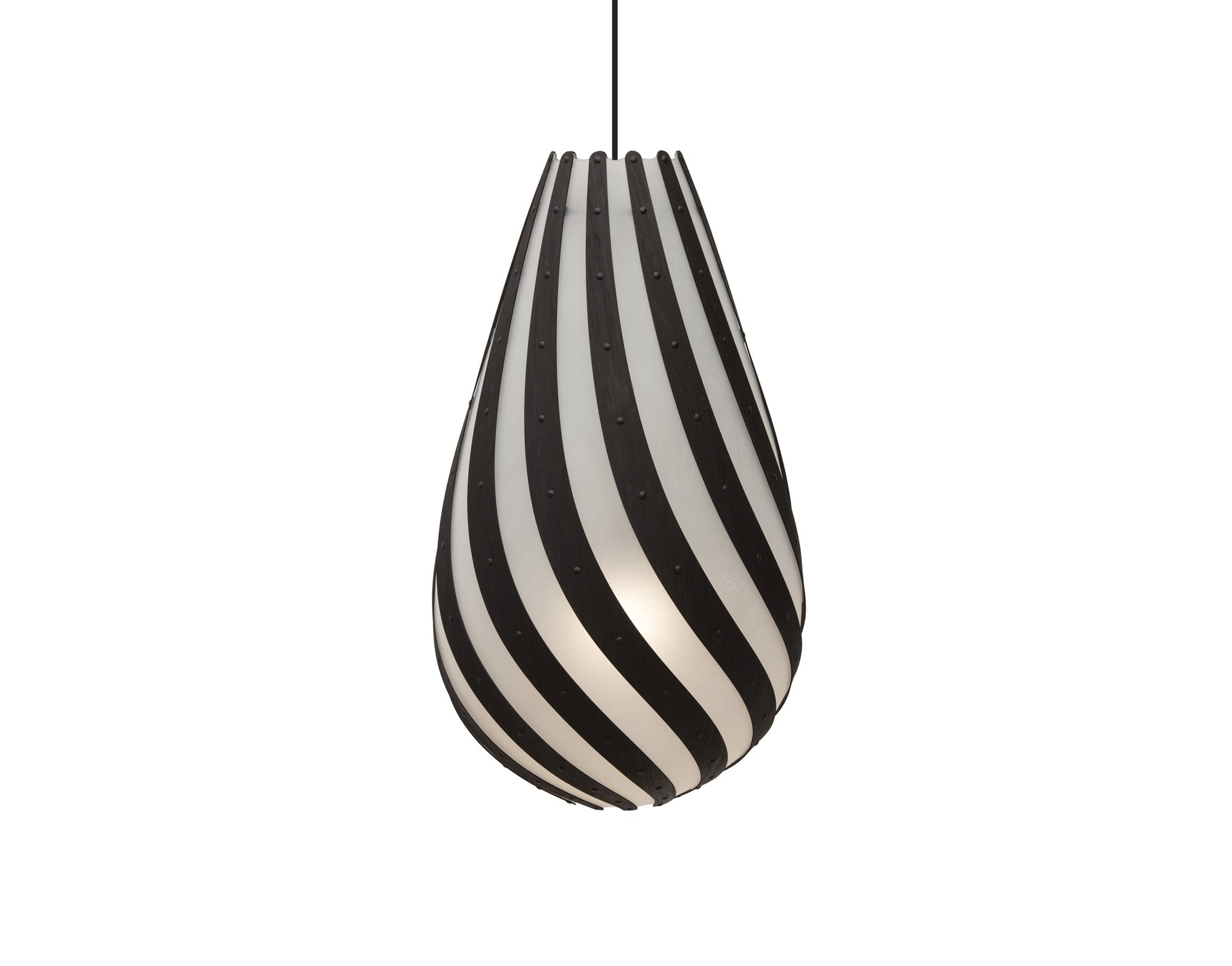 David Trubridge Drop Pendant Light
