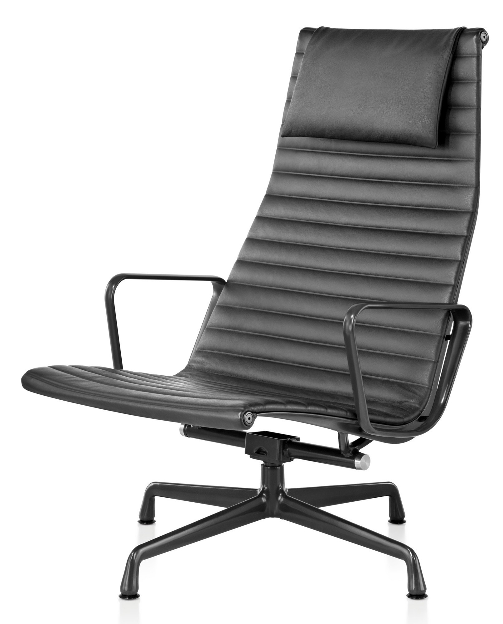 herman miller eames aluminum group lounge chair gr shop canada