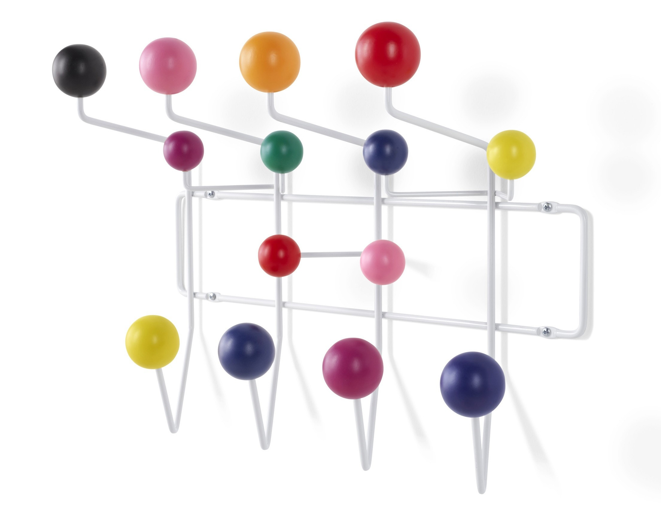 Herman Miller Eames® Hang It All Photo Gallery