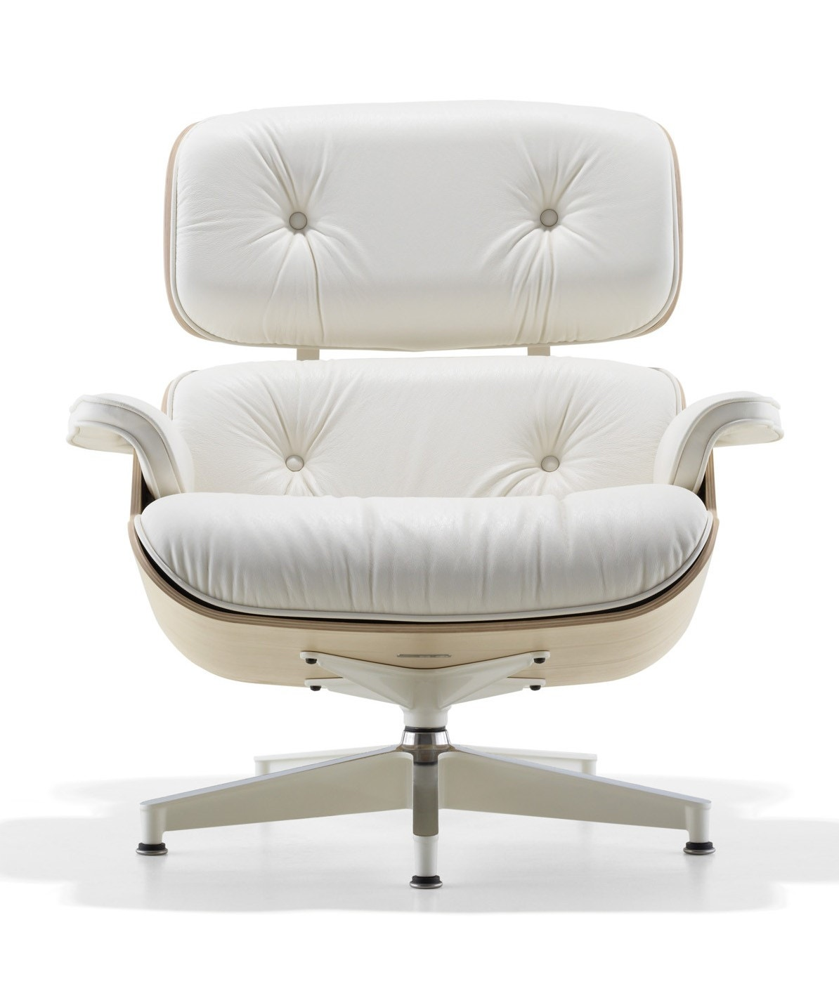 Herman Miller Eames® Lounge Chair White Ash   GR Shop Canada