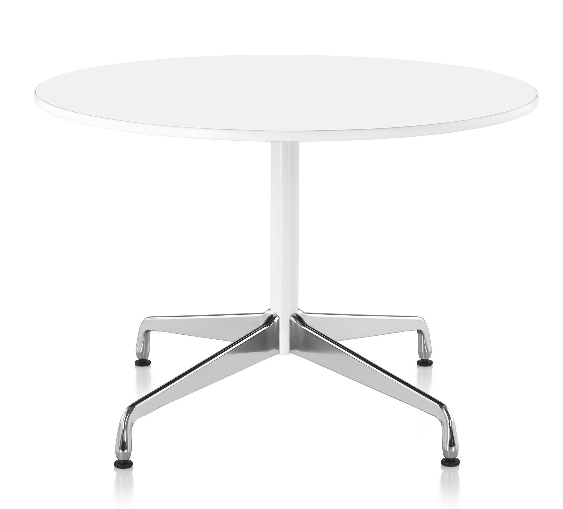 herman miller eames table round top and segmented base gr shop canada. Black Bedroom Furniture Sets. Home Design Ideas
