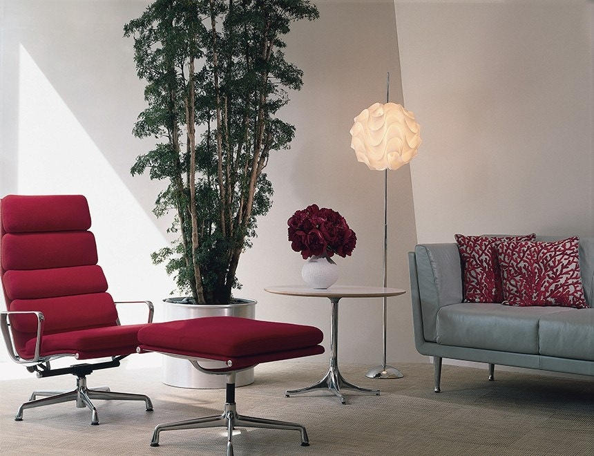 Herman Miller Eames 174 Soft Pad Chair Lounge Chair Gr