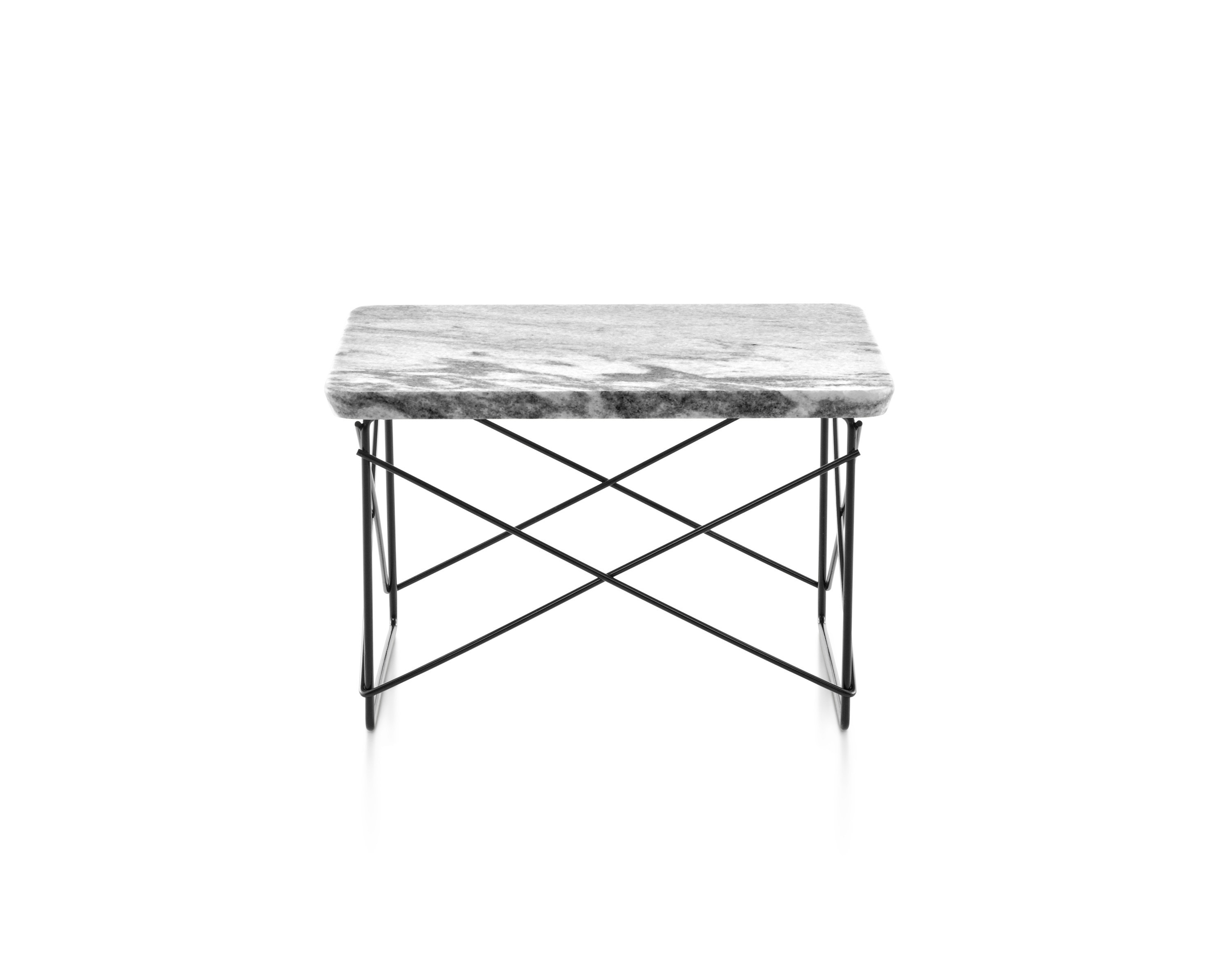 Herman Miller Eames 174 Wire Base Low Table Outdoor