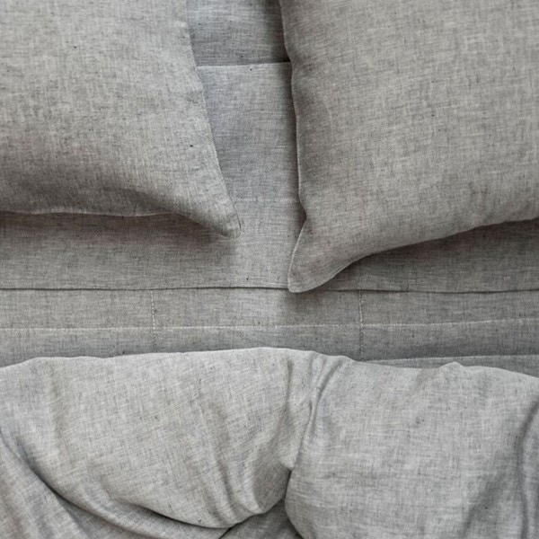 Area Bedding Eli Pepper Frenchback Pillow Cases (Pair)