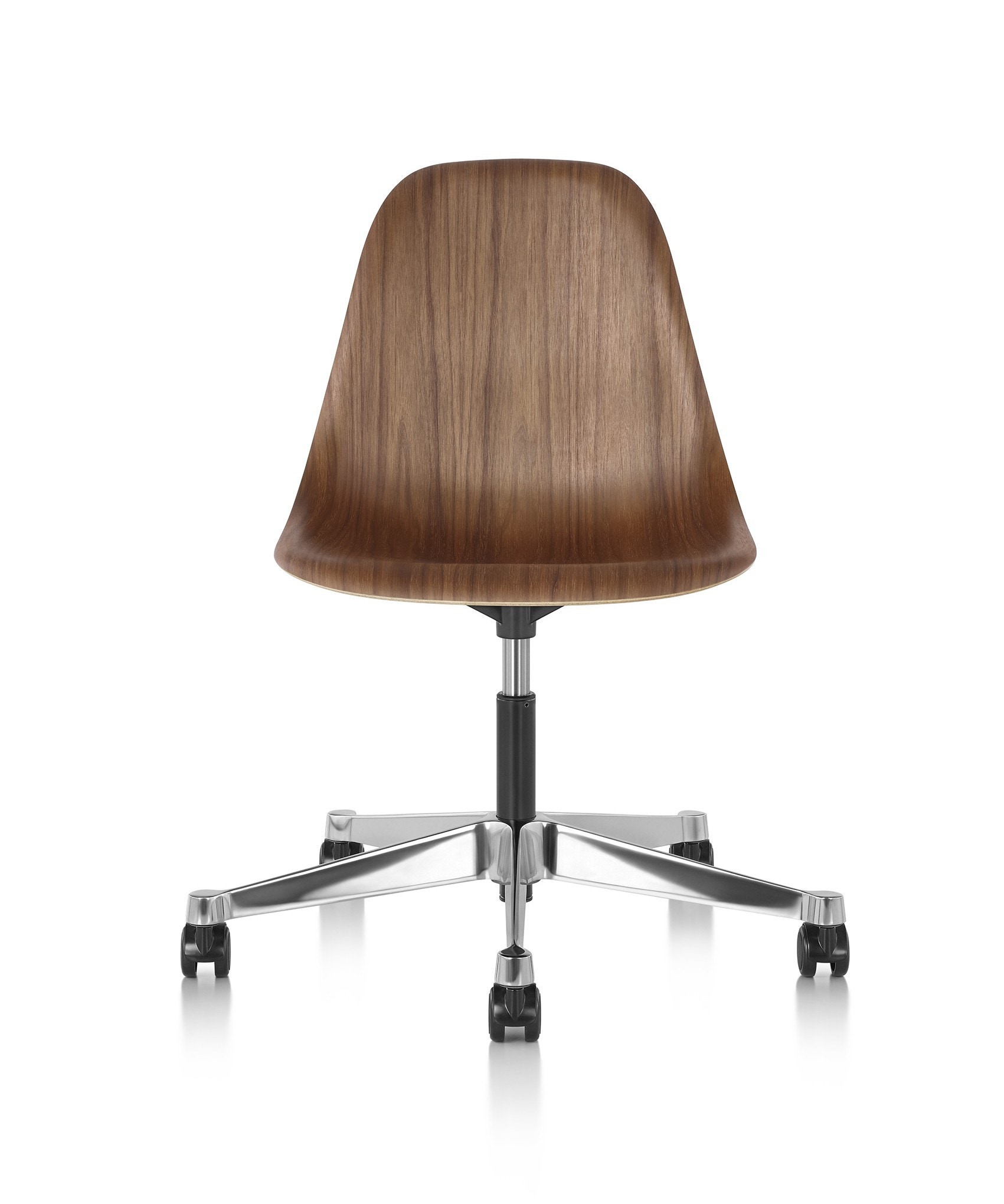 Herman Miller Eames® Molded Wood Task Side Chair