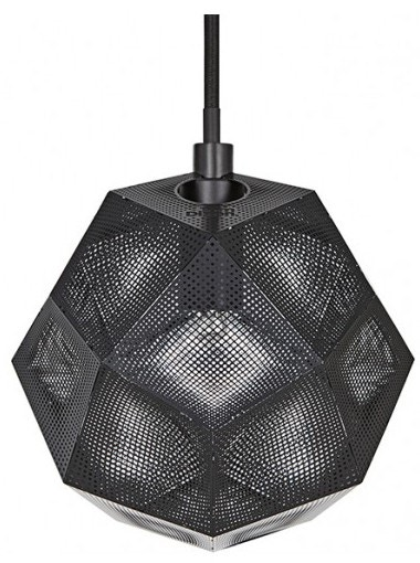 Tom Dixon Etch Mini Pendant Light