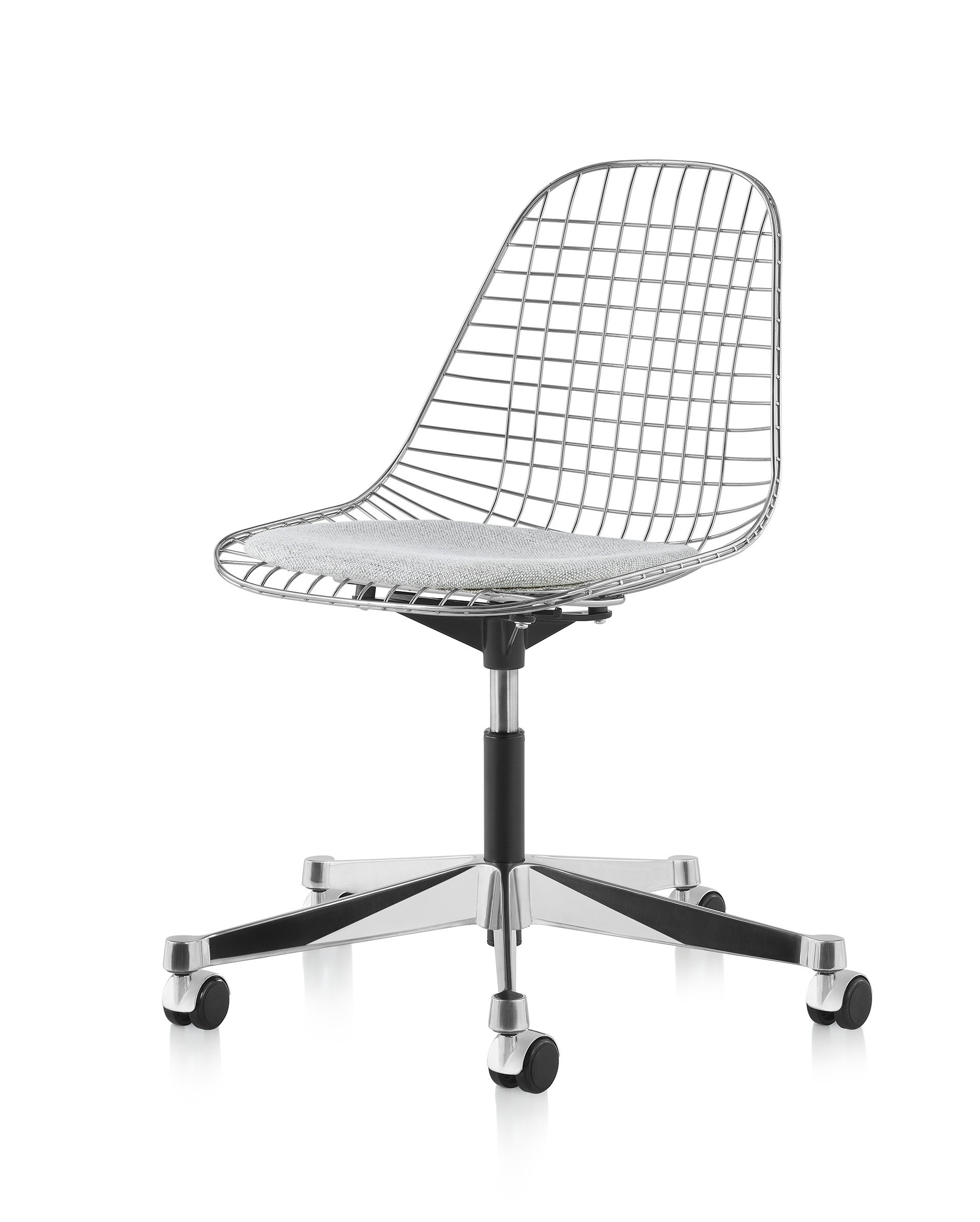 Herman Miller Eames® Wire Task Side Chair