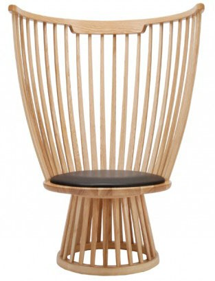 Tom Dixon Fan Chair