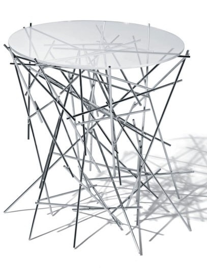 Alessi Blow Up Small Table FC09