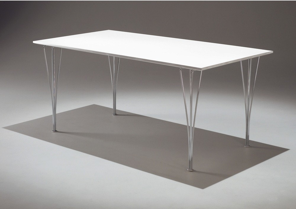 Fritz Hansen Table Series - Rectangular