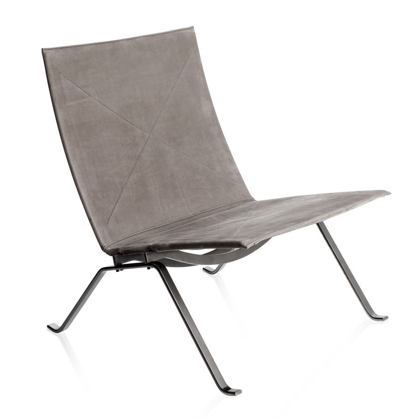 fritz hansen pk22 lounge chair 60 year anniversary edition. Black Bedroom Furniture Sets. Home Design Ideas