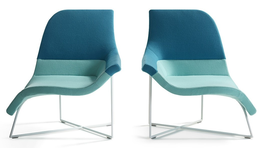 Artifort Gemini Twin Arm Chair