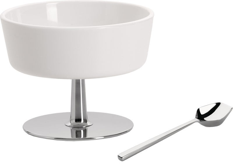 Alessi Ape Bowl with Stand and Spoon
