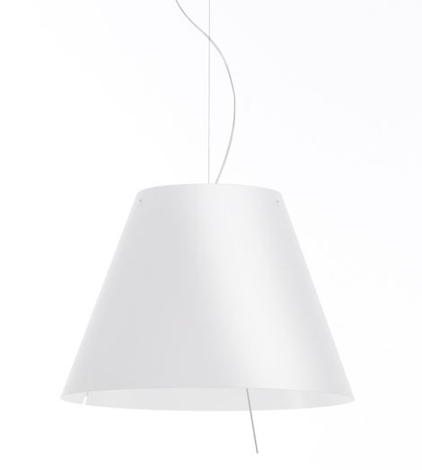 luceplan grande costanza suspension lamp gr shop canada. Black Bedroom Furniture Sets. Home Design Ideas