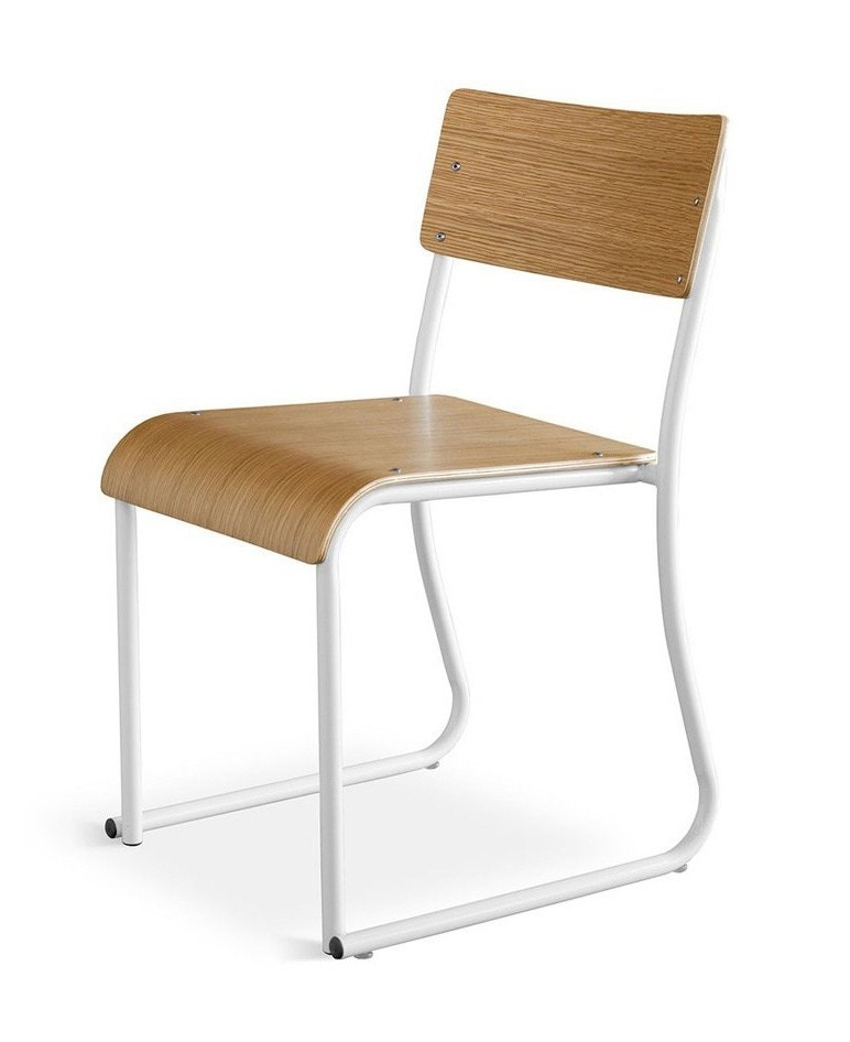 Gus* Modern Church Chair