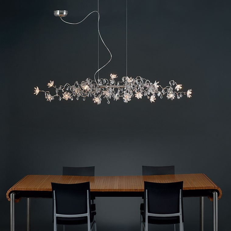 Harco Loor Jewel Diamond Sky Suspension Lamp