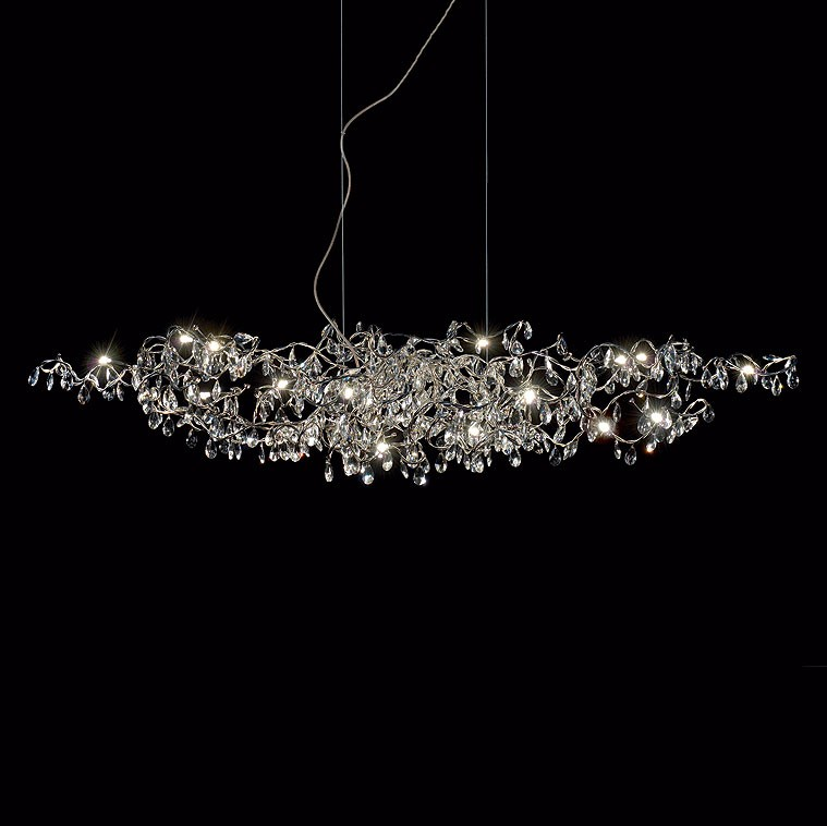 Harco Loor Tiara Sky Suspension Lamp