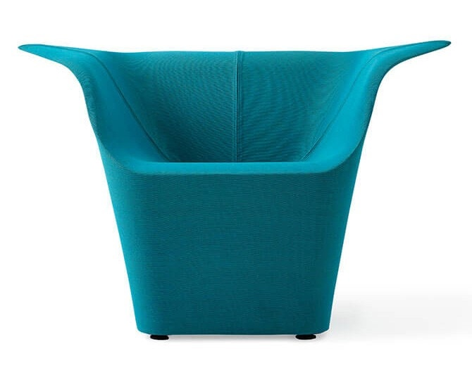 Haworth Collection Cappellini Garment Lounge Chair
