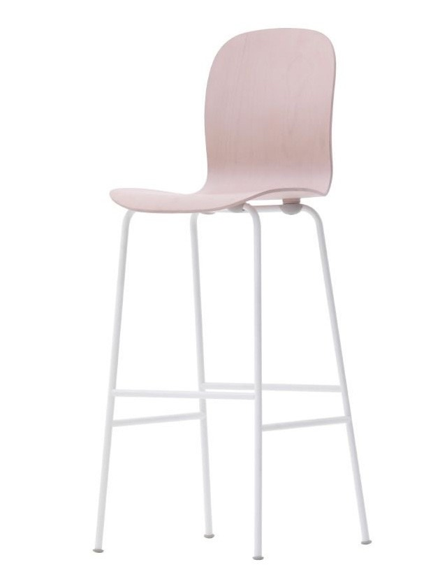 Cappellini Tate Color High Stool