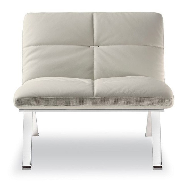 Haworth Collection Poltrona Frau Brooklyn Lounge Chair