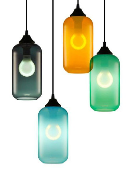 Niche Modern Helio Chroma Pendant Light