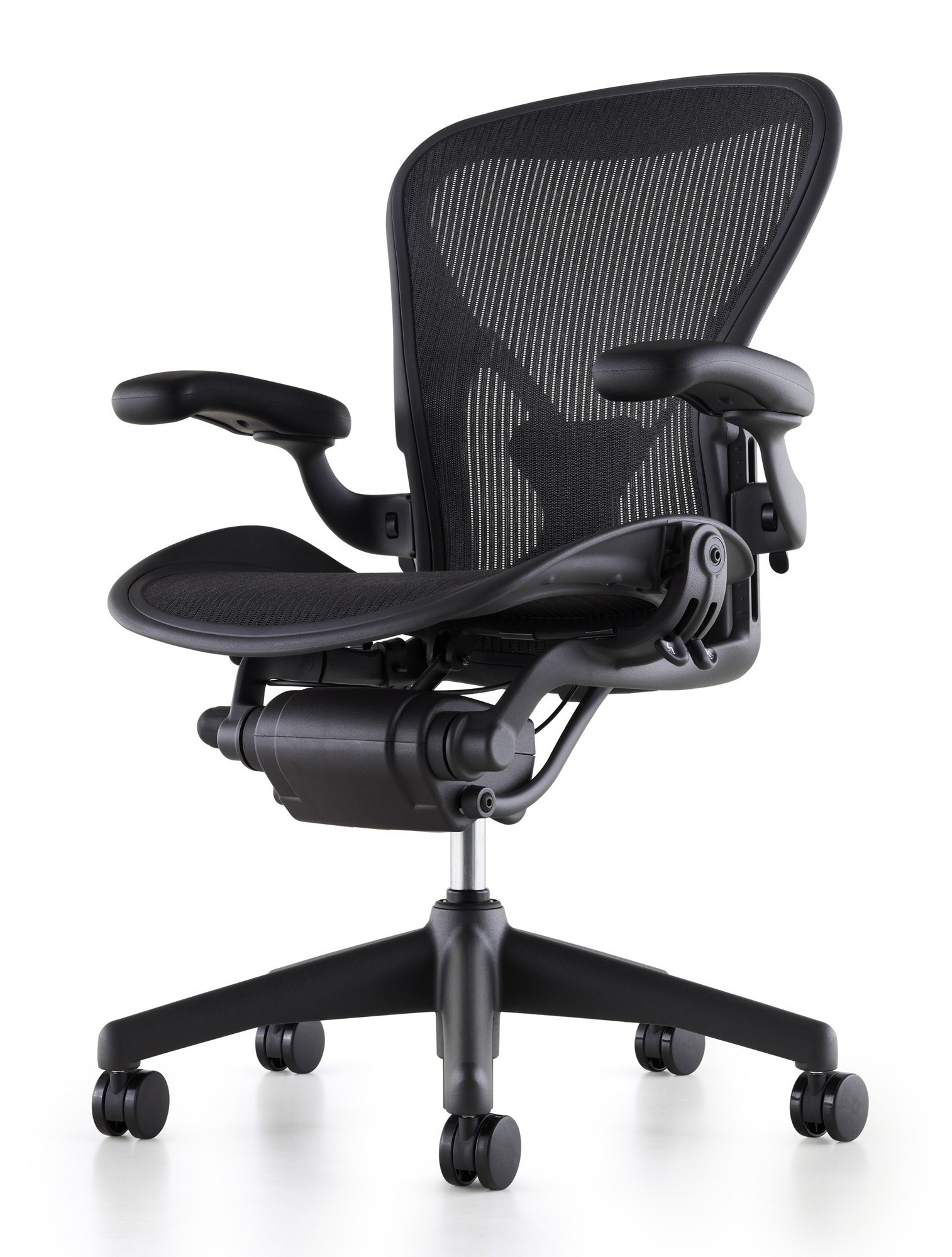CLEARANCE   Herman Miller Classic Aeron® Chair   Fully Loaded, Large, Knock  Down