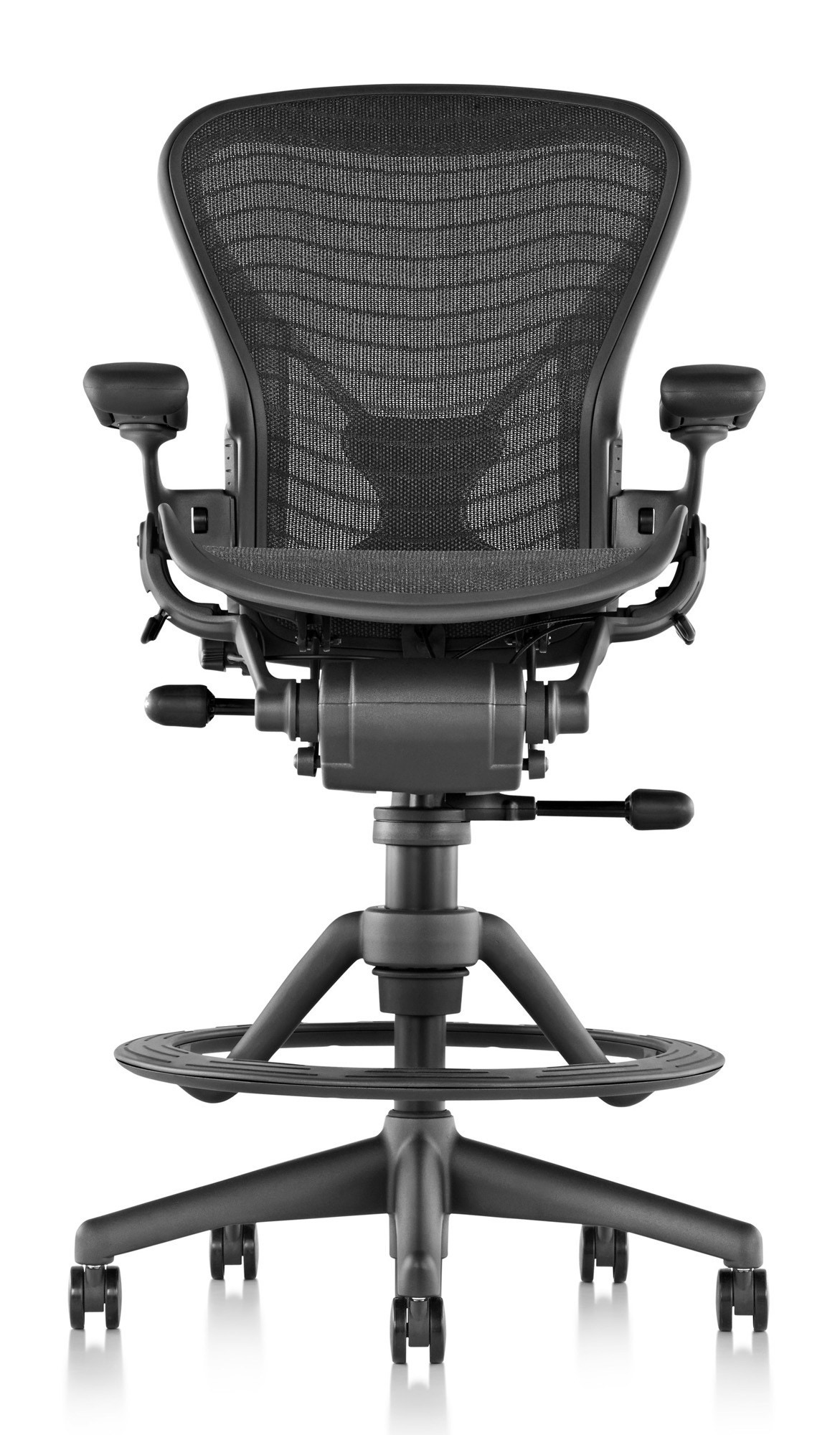 Herman Miller Classic Aeron 174 Stool Build Your Own Gr