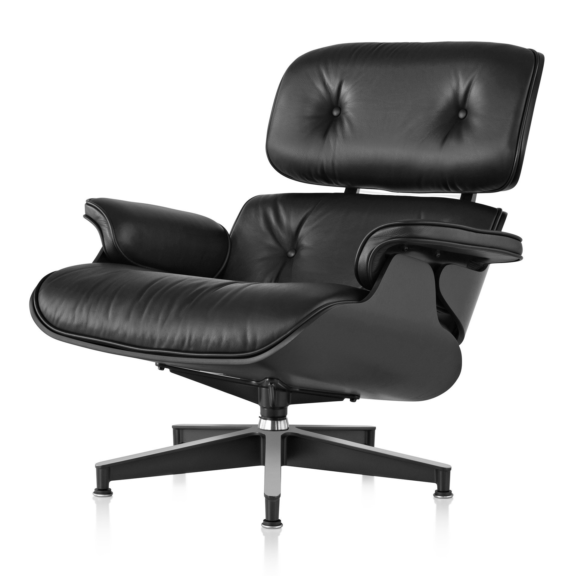 herman miller eames lounge chair ebony gr shop canada. Black Bedroom Furniture Sets. Home Design Ideas