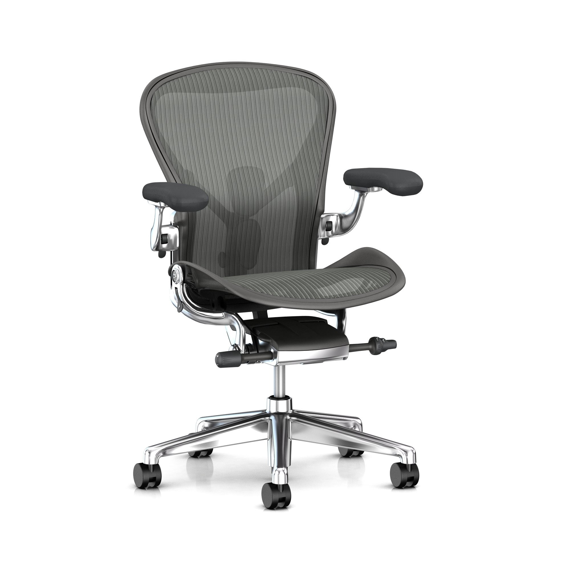 Superior Herman Miller Aeron® Chair   Fully Loaded