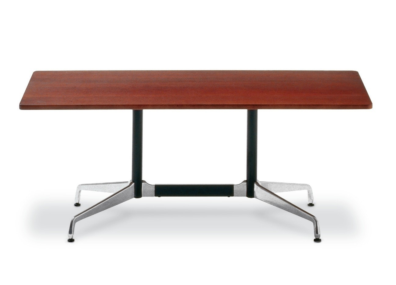 Herman Miller Eames® Conference Table, Rectangular with Segmented Base
