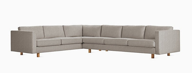 Herman Miller Lispenard Sectional