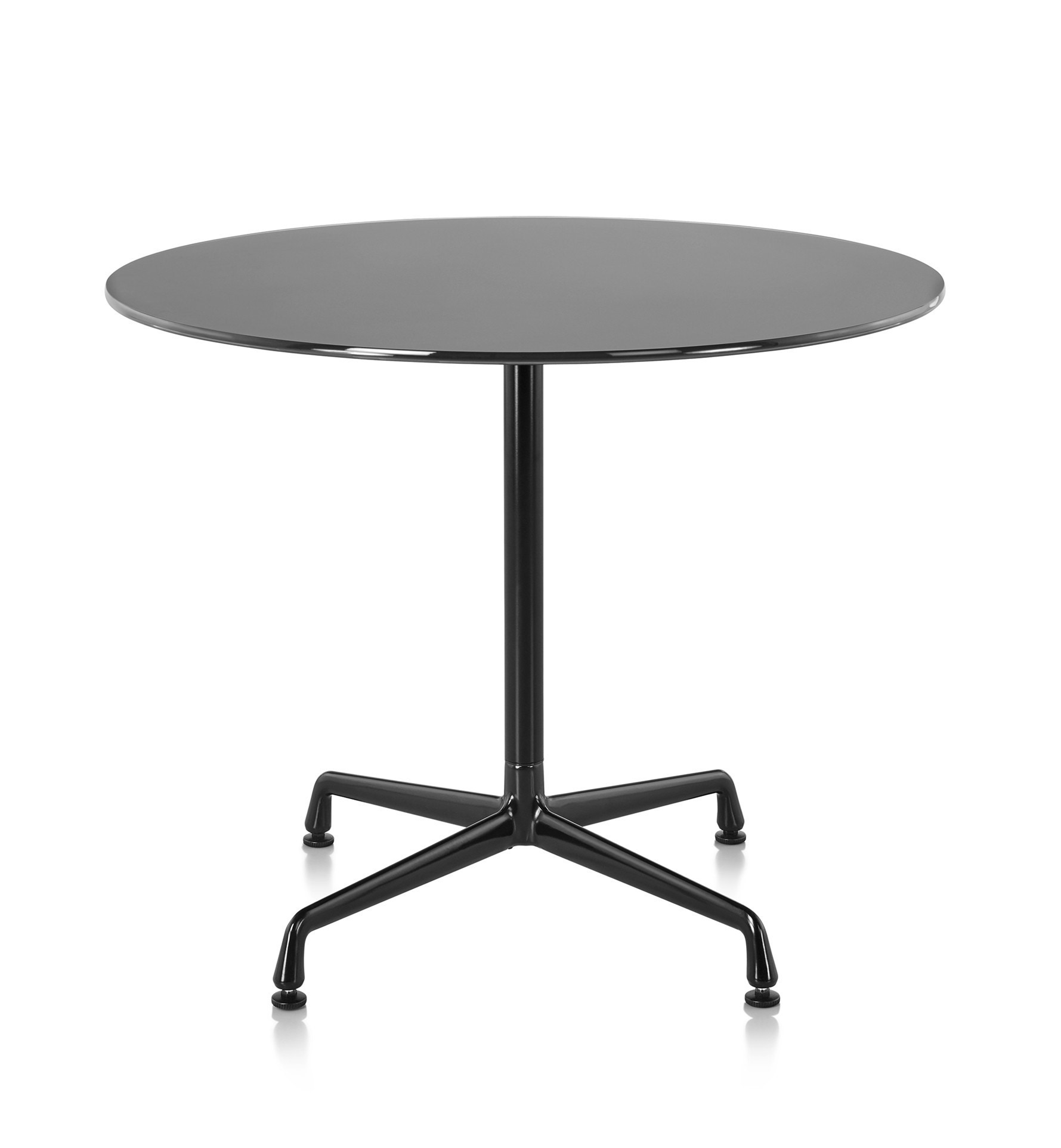 Herman Miller Eames Standing Height Table Round GR Shop Canada