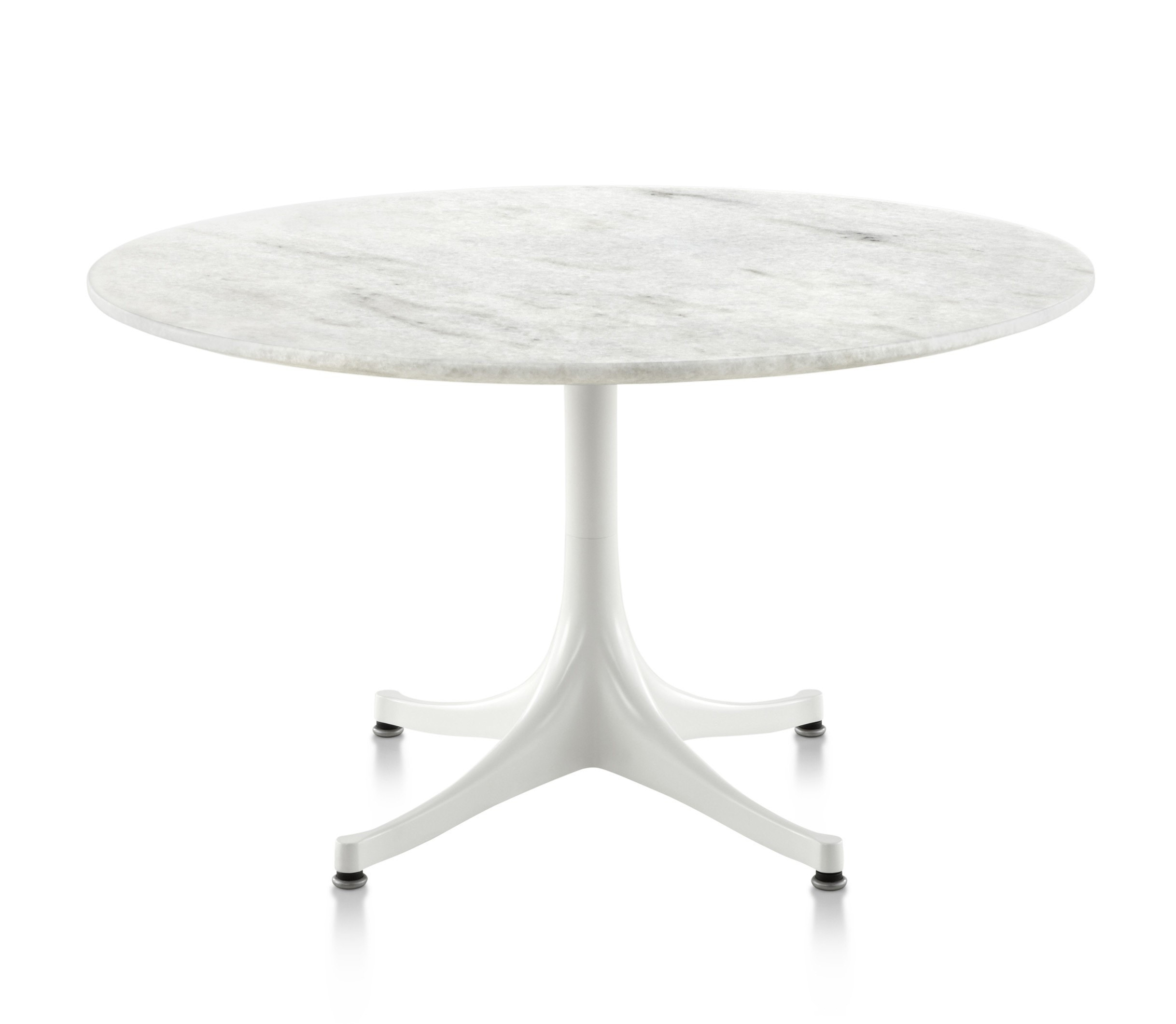 Herman Miller Nelson™ Pedestal End Table   Outdoor