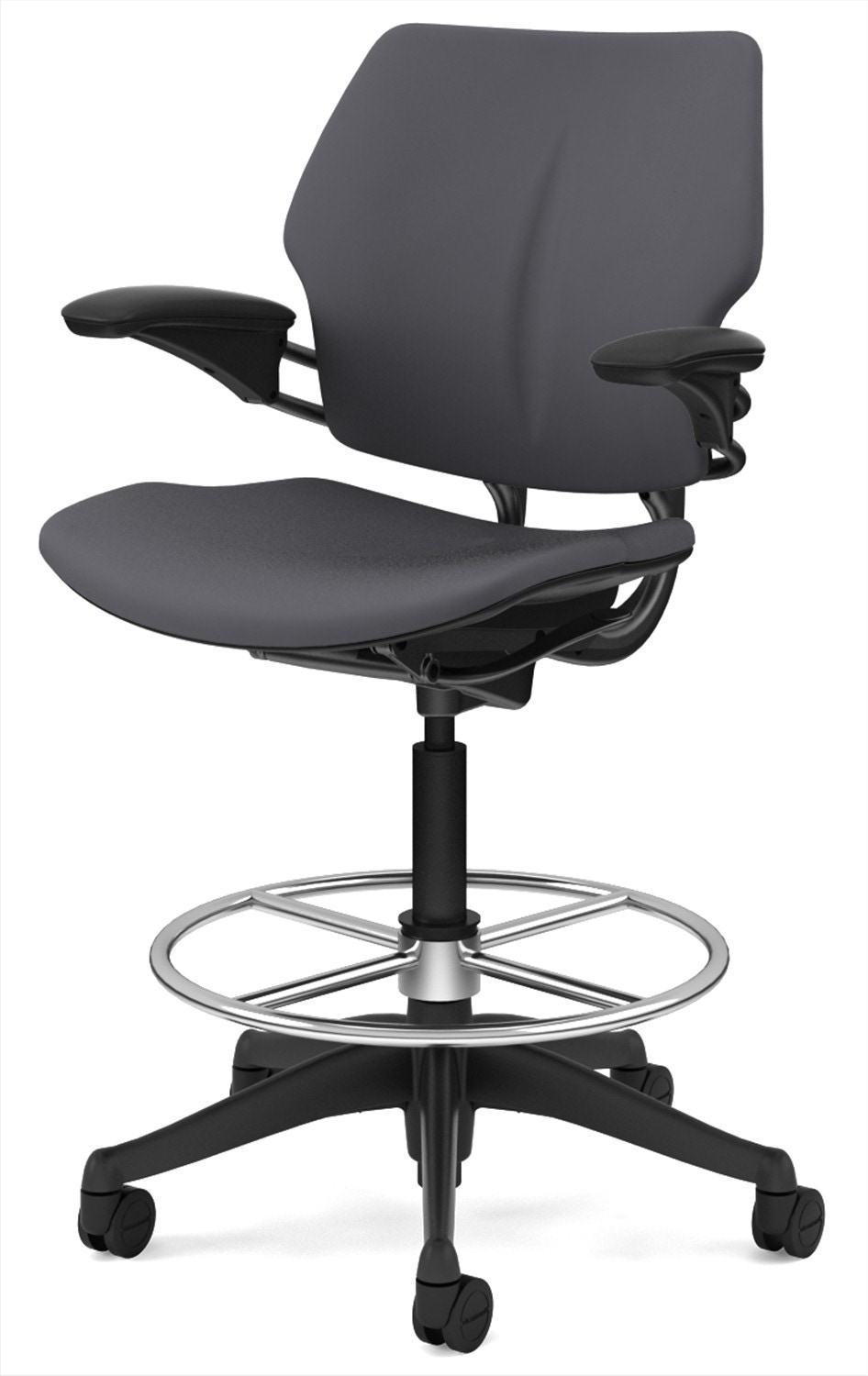 humanscale freedom chair drafting chair gr shop canada