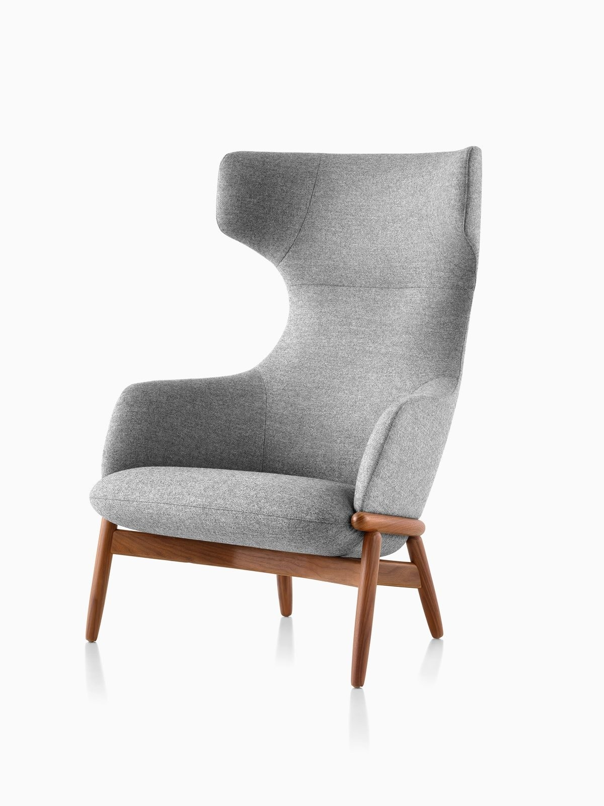 Geiger Reframe Wing-Back Lounge Chair