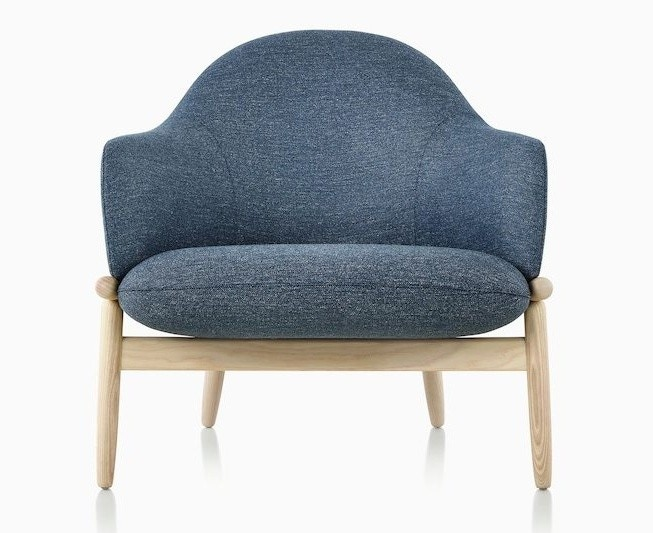 Geiger Reframe Mid-Back Lounge Chair