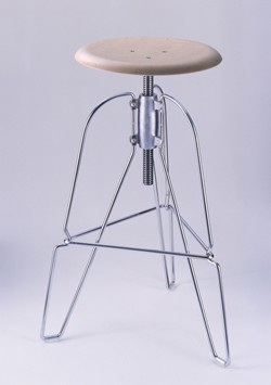 Jeff Covey Model 6 Stool Maple seat