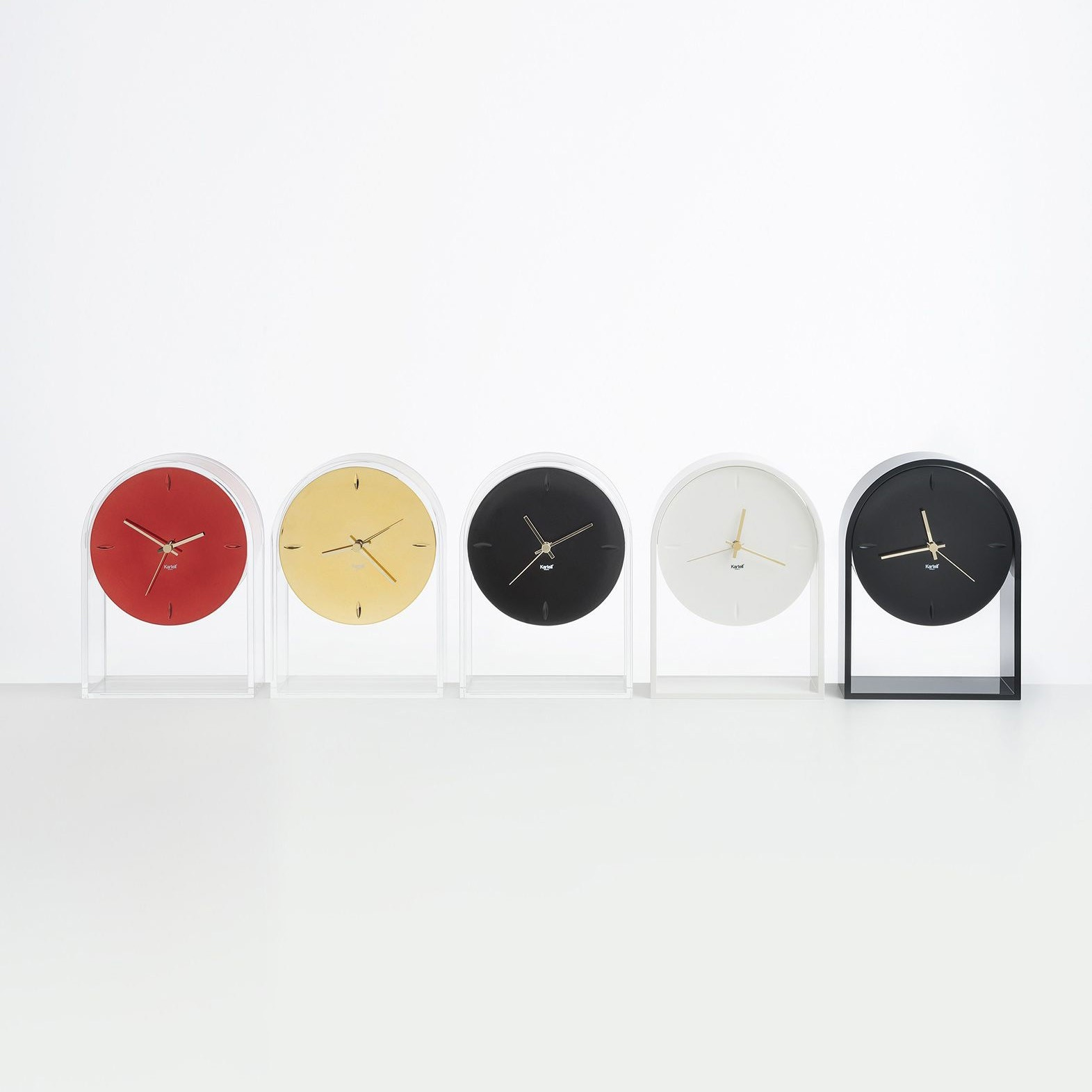 Kartell Air Du Temps Clock