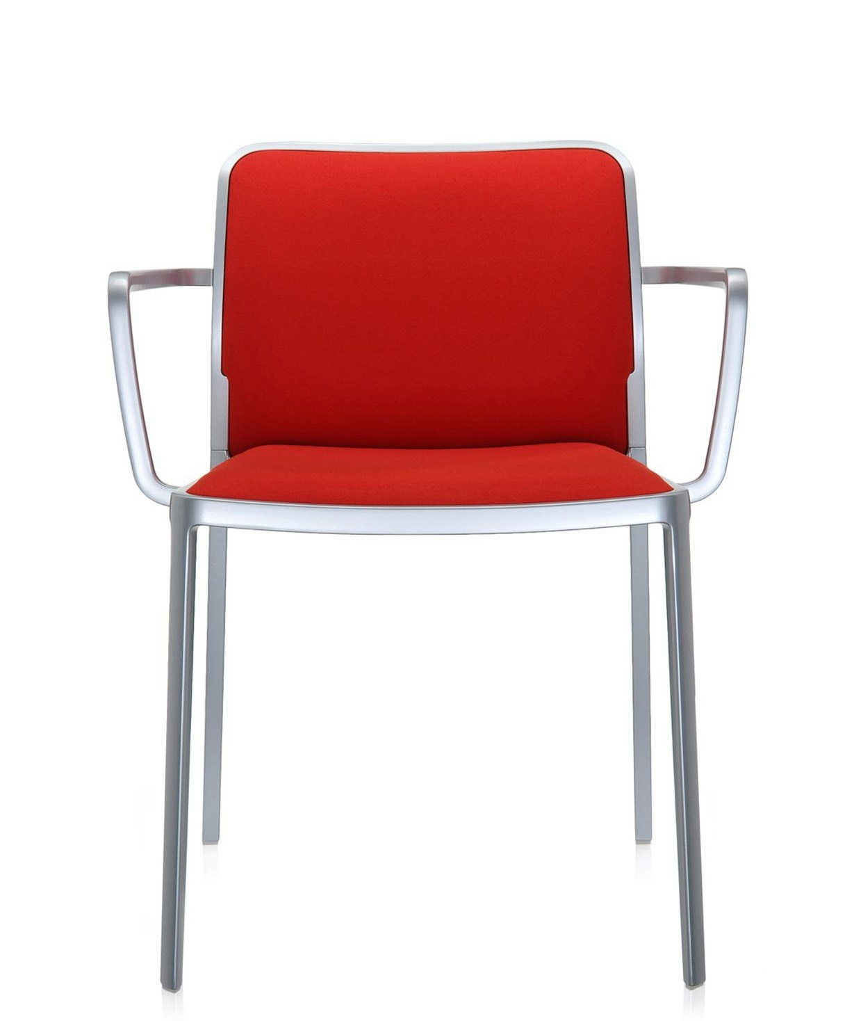 Kartell Audrey Soft Armchair (Priced Each, Sold in Sets of 2)