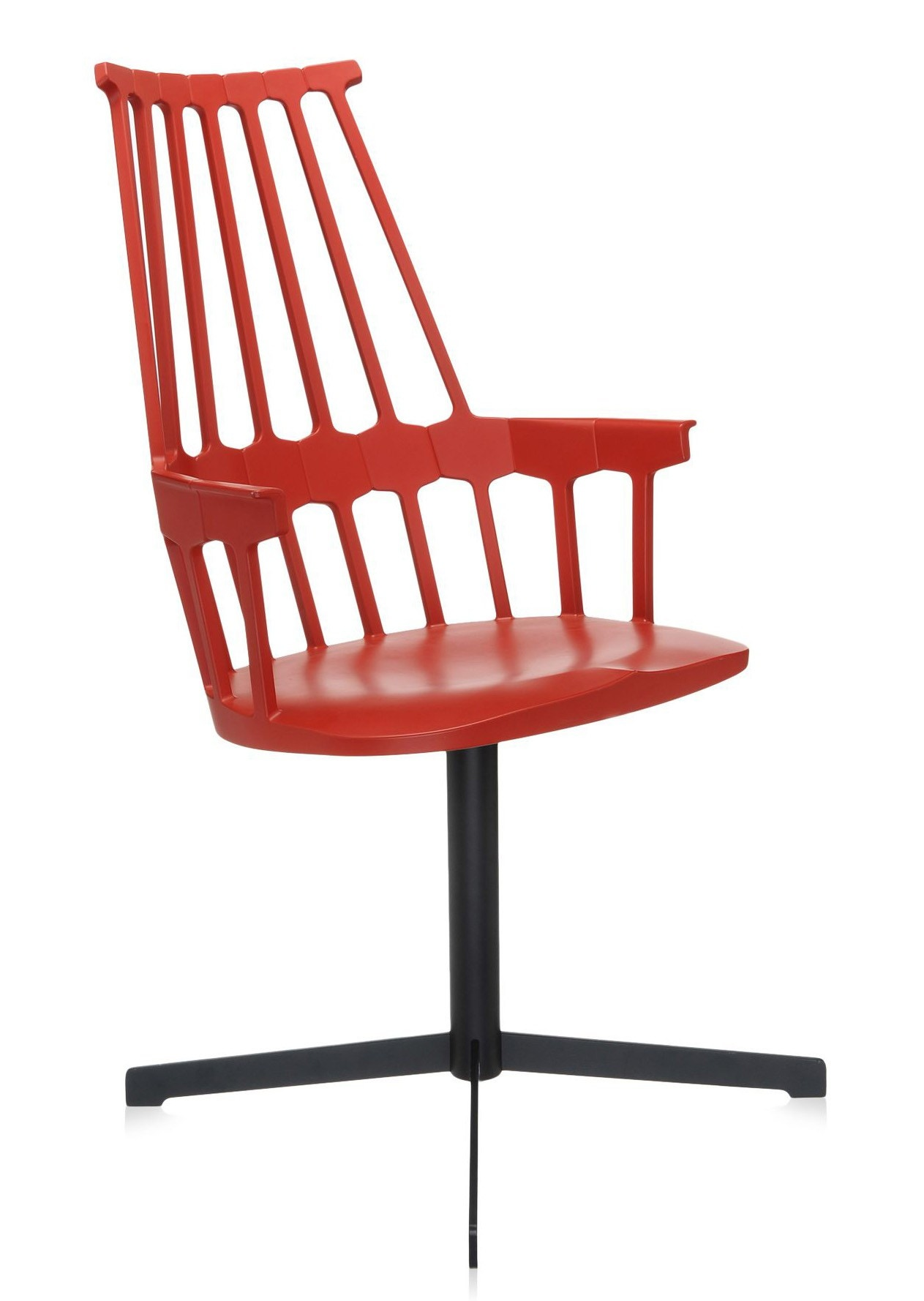 Kartell Comback Swivel Chair (Priced Each, Sold in Sold in Sets of 2)