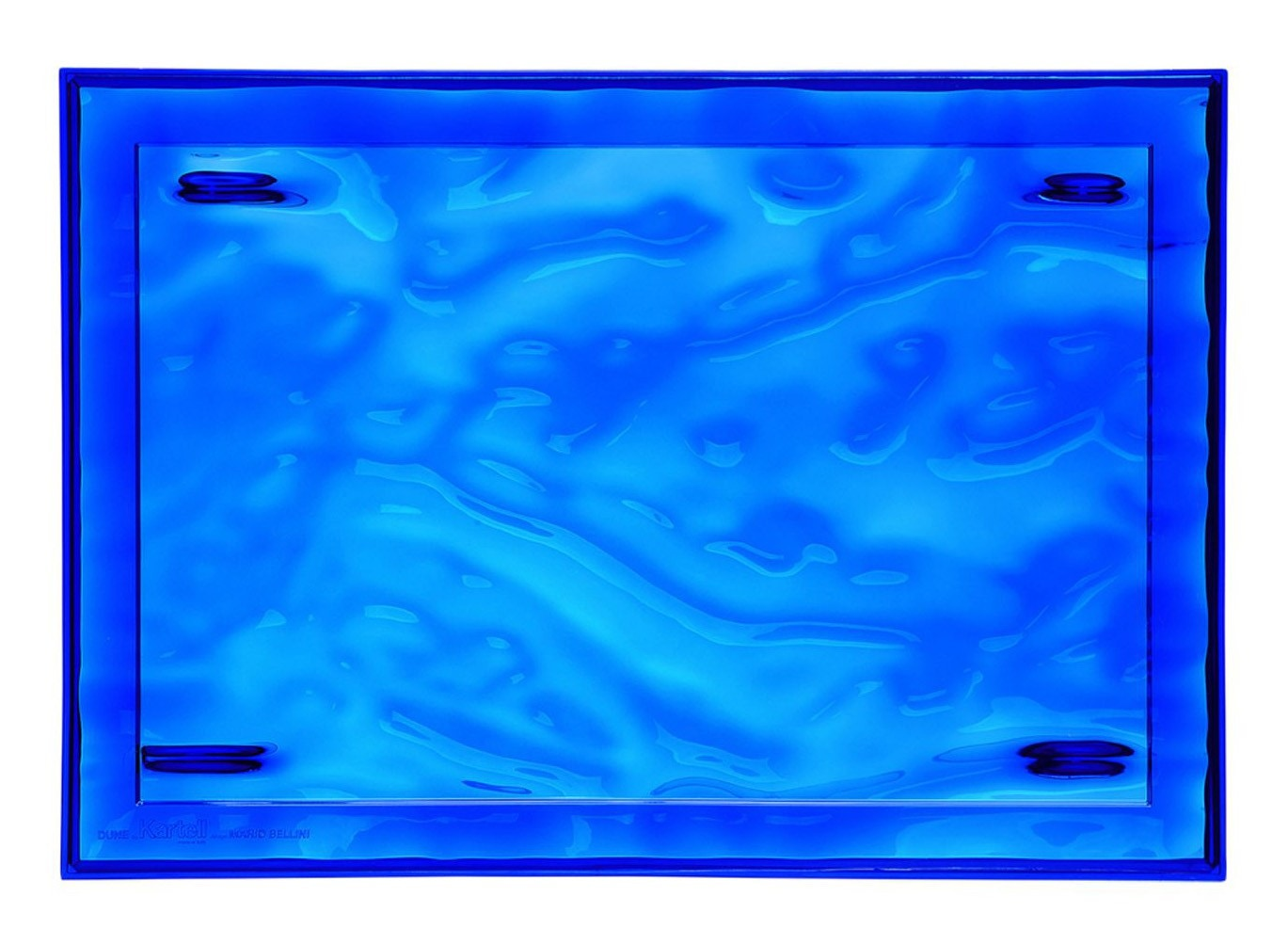 Kartell Dune Tray (Priced Each, Sold in Sets of 4)
