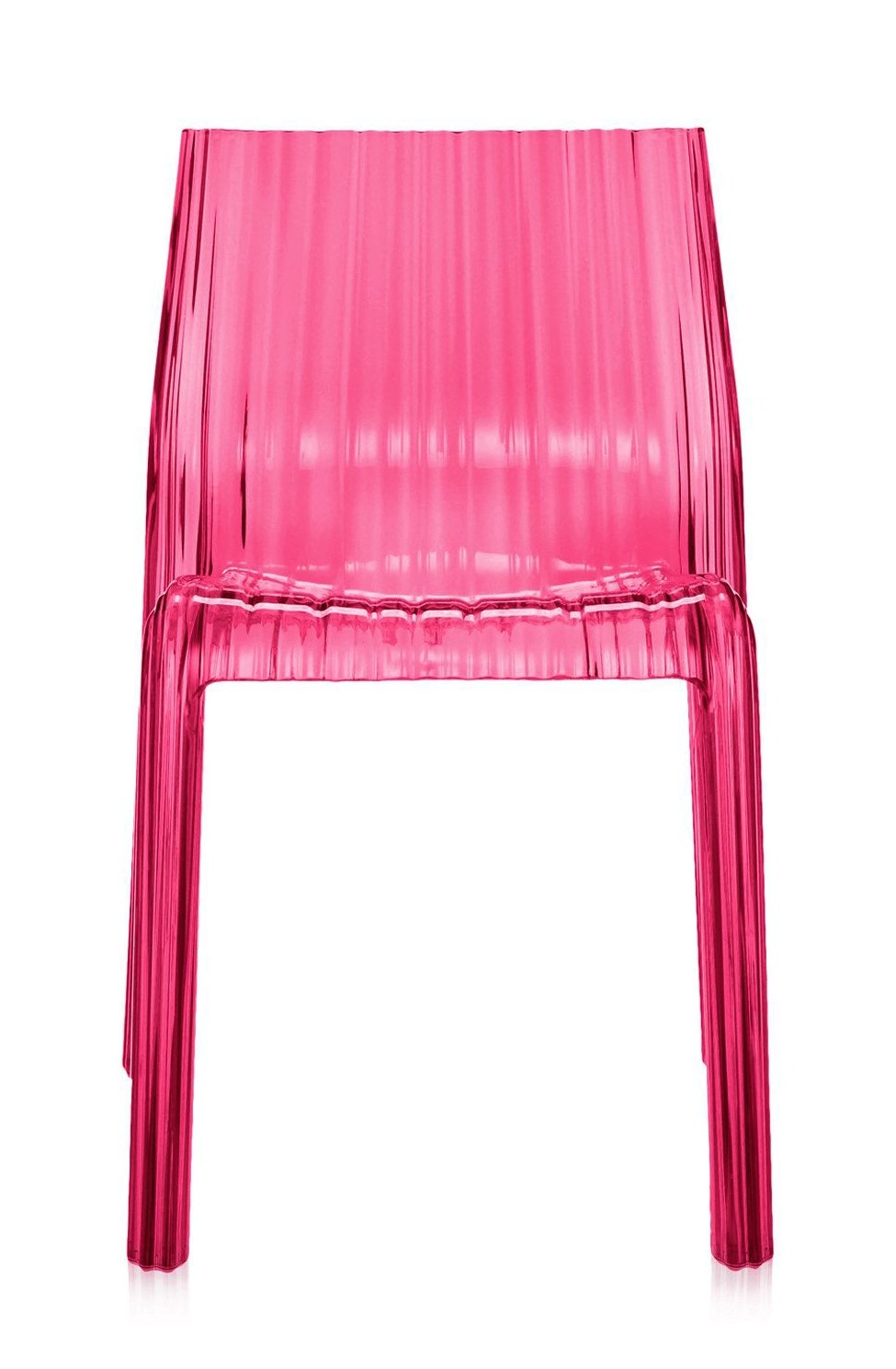 Kartell Frilly Chair (Priced Each, Sold in Sets of 2)